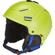 UVEX P1Us 2.0 Helmet Lime Mat
